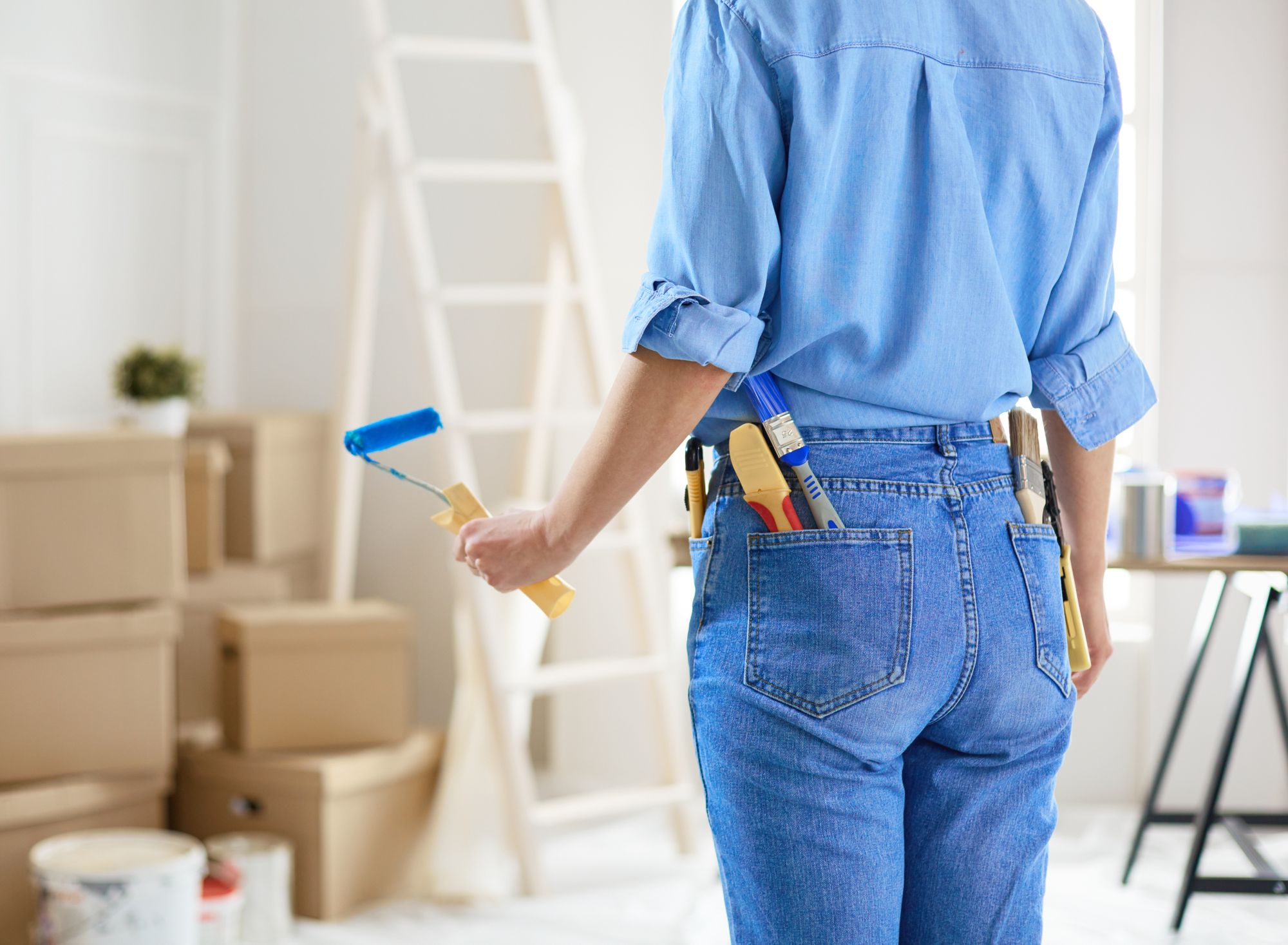 Summer Home Improvement Projects: Bang for the Buck