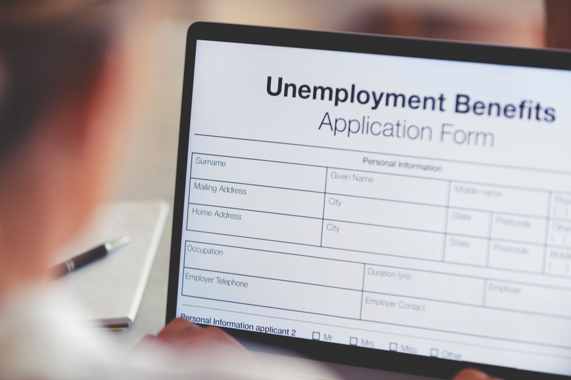Does Unemployment Affect Your Credit Score?