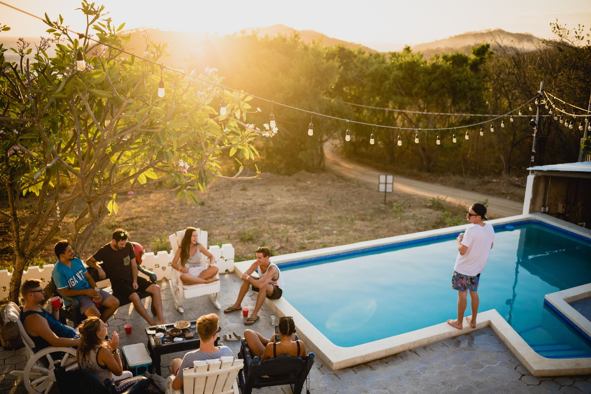This Summer's Hot Patio Trends