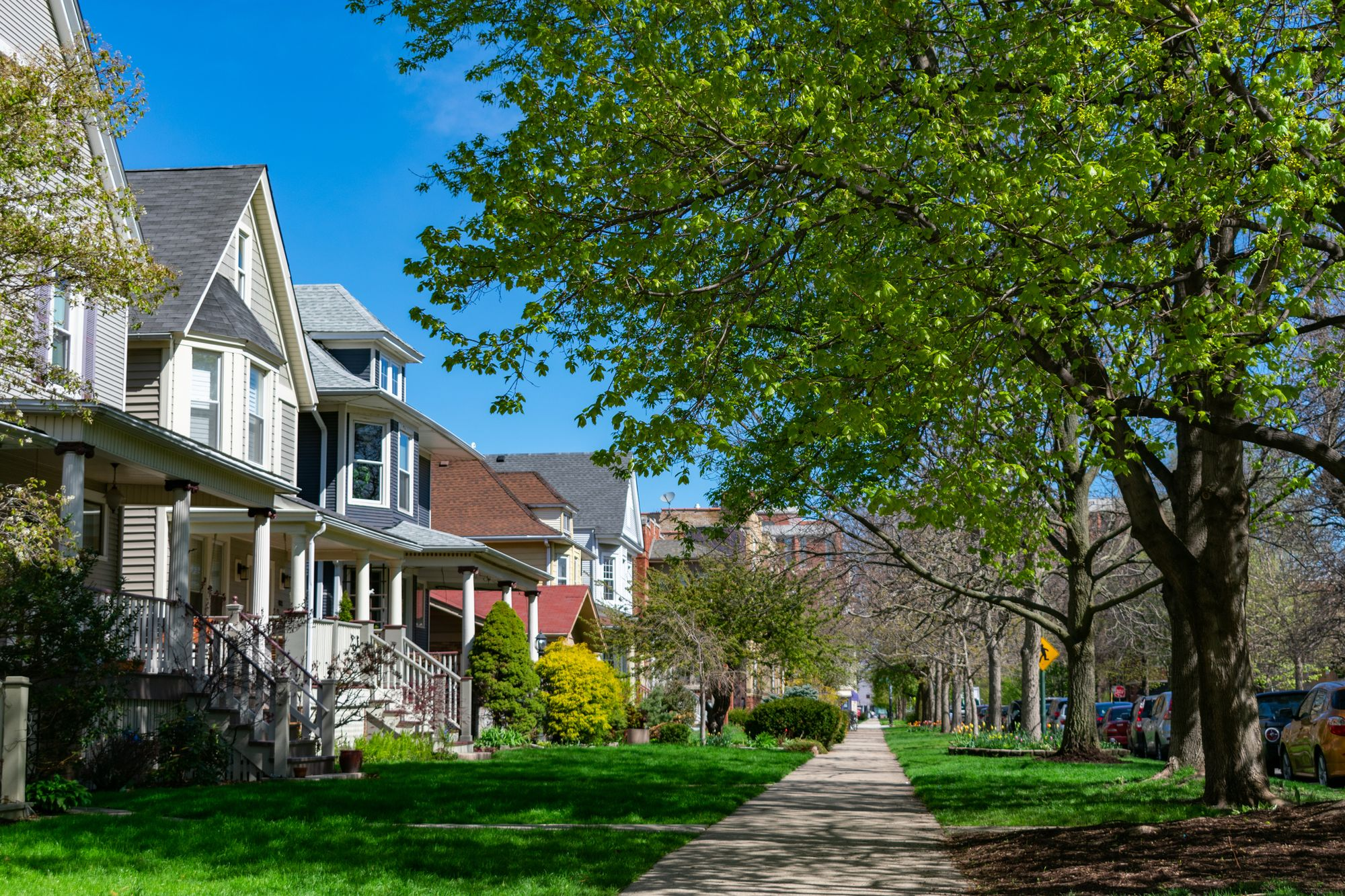 Advantages of Buying in an Older Neighborhood