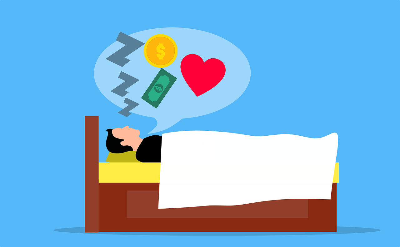 Money Right, Sleep Tight: 5 Tips to Destress Your Finances